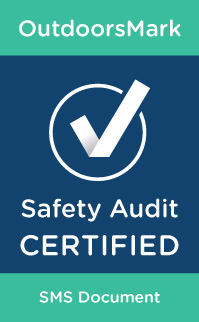 OutdoorsMark Safety Audit Certified